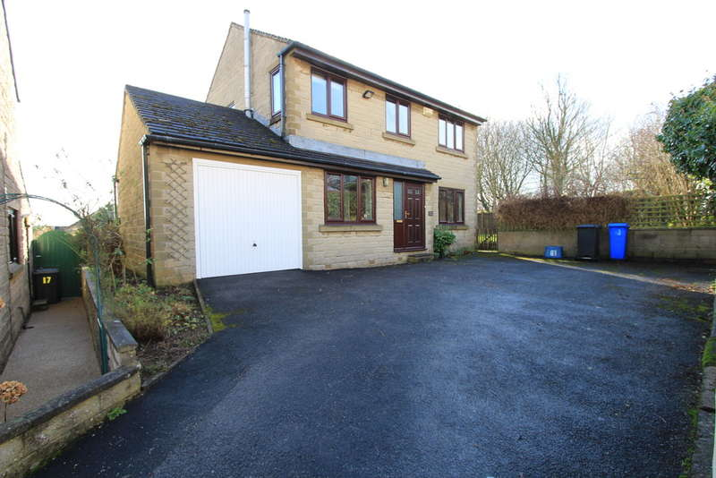 4 Bedrooms Detached House for rent in Graven Close, Grenoside, Sheffield, S35