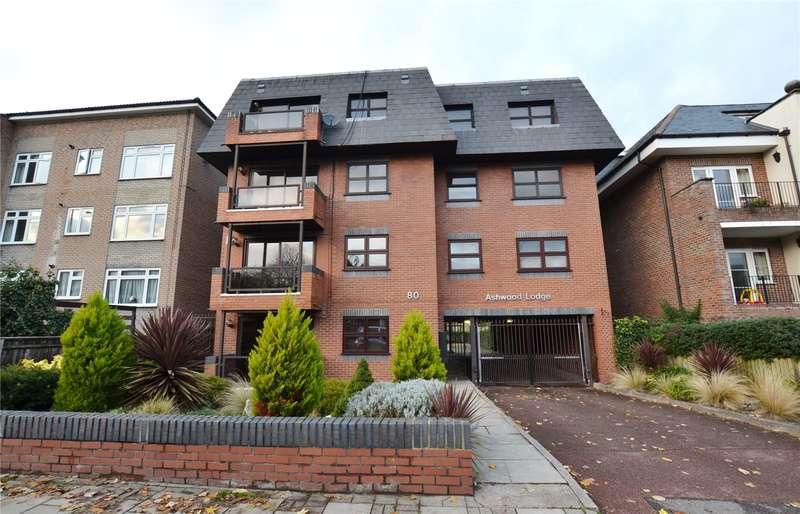 2 Bedrooms Apartment Flat for sale in Ashwood Lodge, 80 Station Road, Barnet, Hertfordshire, EN5