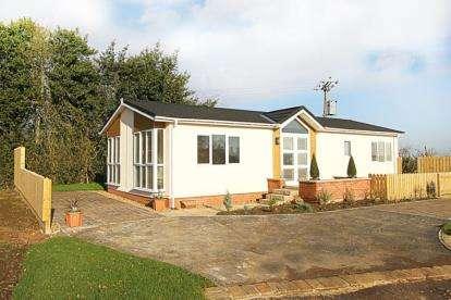 2 Bedrooms Mobile Home for sale in Bramley New Park, Marsh Lane, Sheffield, Derbyshire
