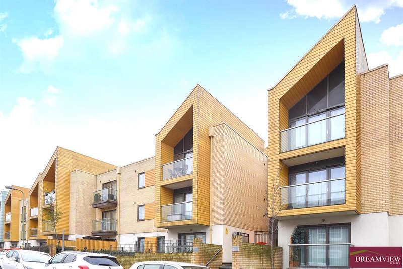 1 Bedroom Flat for sale in ORCHID COURT, GRANVILLE ROAD, CHILDS HILL, LONDON, NW2