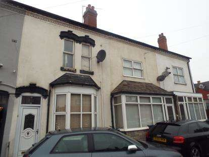 4 Bedrooms Terraced House for sale in Charles Road, Small Heath, Birmingham, West Midlands