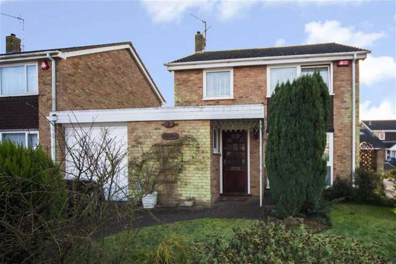3 Bedrooms Property for sale in Dale Close, Toddington