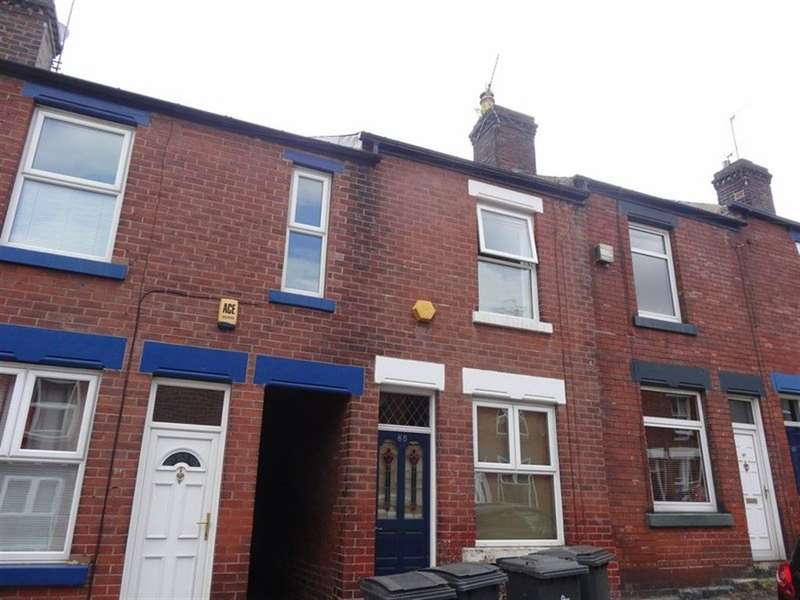 2 Bedrooms House for rent in Ulverston Road, Sheffield