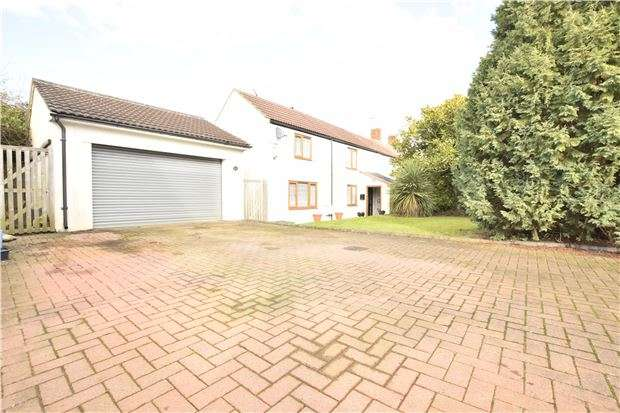 3 Bedrooms End Of Terrace House for sale in Poplar Road, Warmley, BS30 5JS