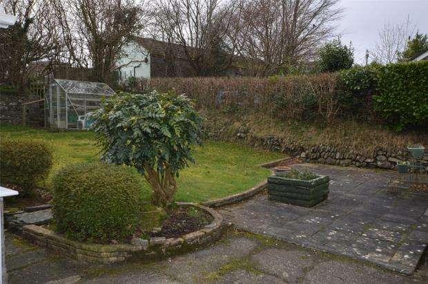 3 Bedrooms Detached House for sale in Gwelmeneth Park, St. Cleer, Liskeard, Cornwall