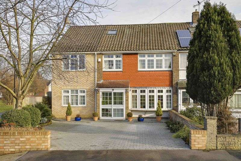 6 Bedrooms Terraced House for sale in Ambleside Crescent, Enfield