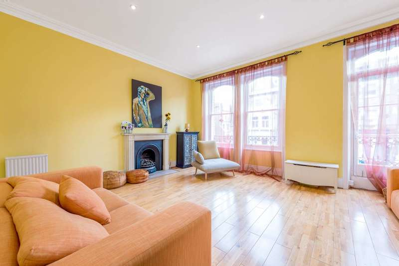3 Bedrooms Maisonette Flat for sale in Glazbury Road, West Kensington, W14