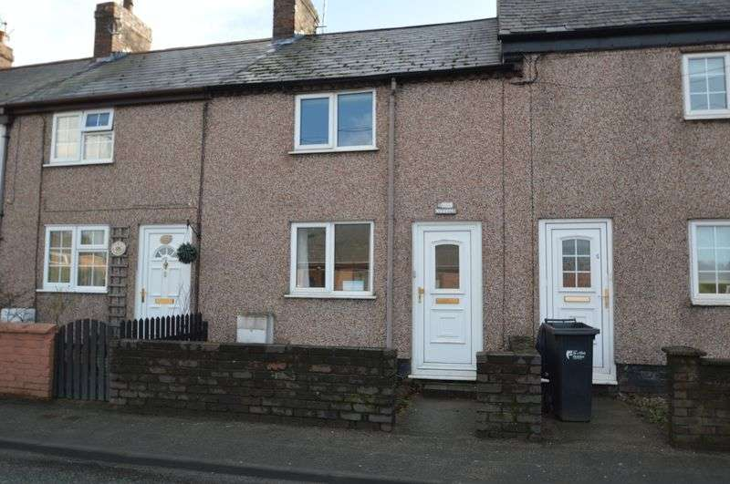 2 Bedrooms Terraced House for sale in Ivy Cottage, Main Road, New Brighton