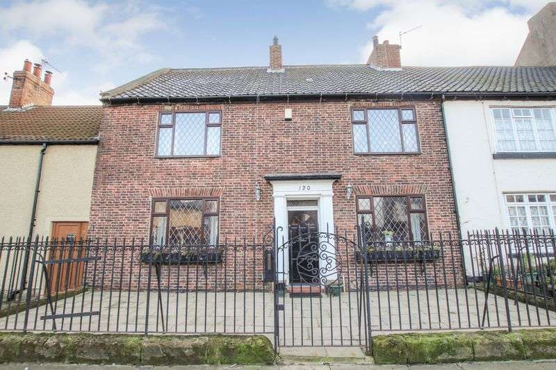 5 Bedrooms Terraced House for sale in High Street West, Redcar