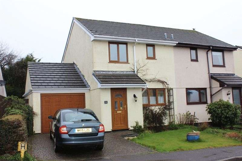 2 Bedrooms Semi Detached House for sale in Hermitage Road, Roche