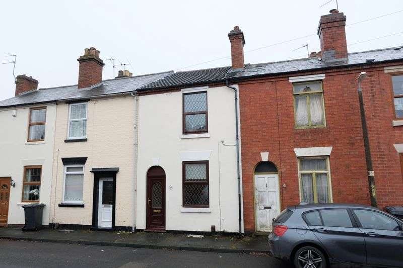 2 Bedrooms Terraced House for sale in Woodfield Street, Kidderminster DY11 6YB