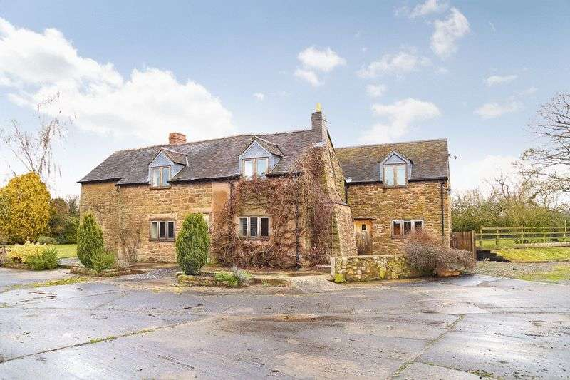 4 Bedrooms Cottage House for sale in East Wall, Much Wenlock