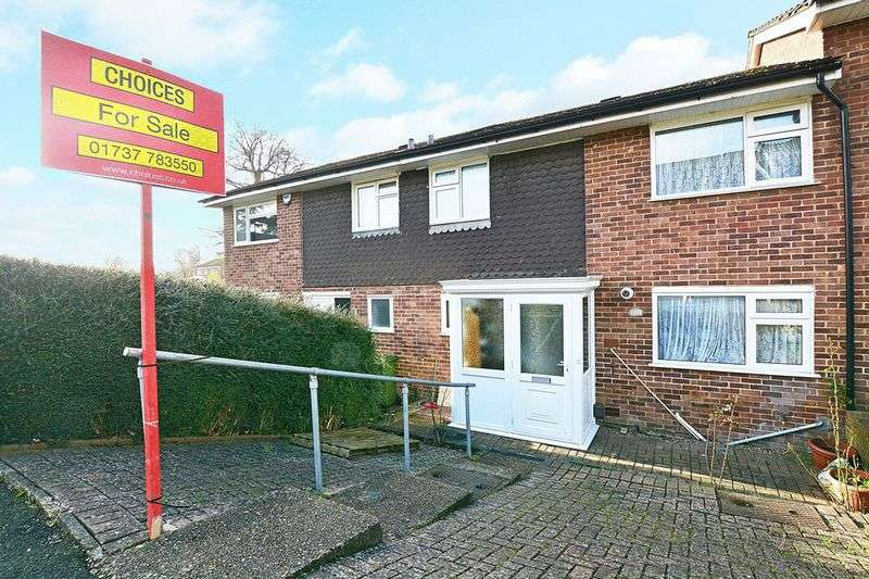 3 Bedrooms Terraced House for sale in Buckhurst Close, REDHILL
