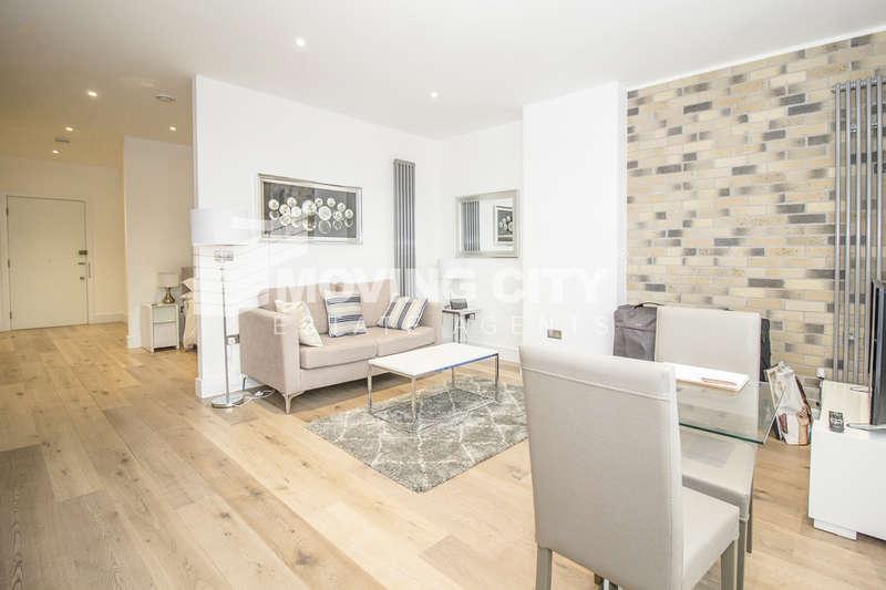 Flat for sale in Euston Reach, Camden