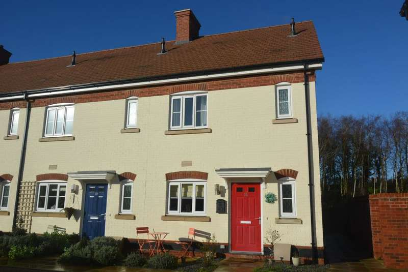 3 Bedrooms End Of Terrace House for sale in WIMBORNE