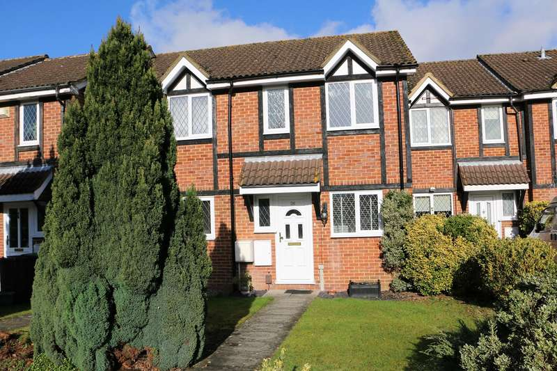 2 Bedrooms Terraced House for rent in St Nicholas Court, Basingstoke, RG22