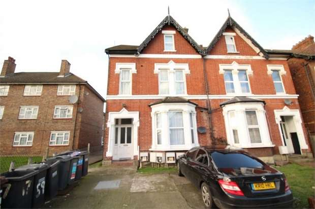 1 Bedroom Maisonette Flat for sale in Brigstock Road, Thornton Heath, Surrey