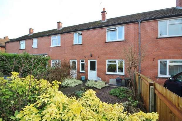 3 Bedrooms Terraced House for sale in Meadway, ABERGAVENNY, Monmouthshire