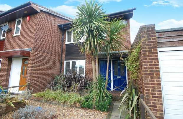 3 Bedrooms End Of Terrace House for sale in Briar Close, Hampton