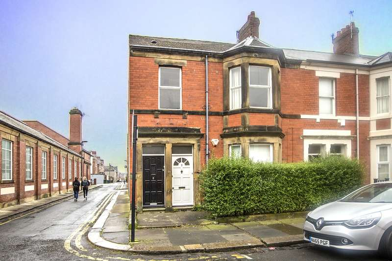 3 Bedrooms Apartment Flat for sale in Bayswater Road, Jesmond, Newcastle Upon Tyne