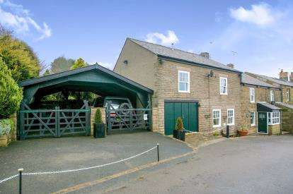 5 Bedrooms End Of Terrace House for sale in Cowlow Lane, Dove Holes, Buxton, Derbyshire