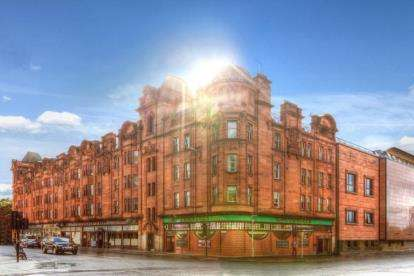 2 Bedrooms Flat for sale in Hope Street, City Centre