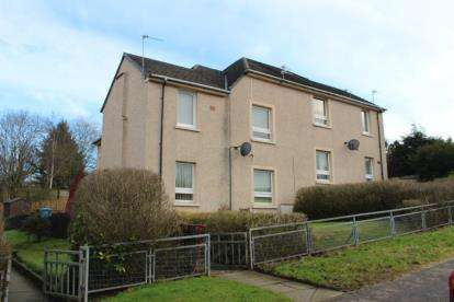 1 Bedroom Flat for sale in Kirk Place, Cumbernauld