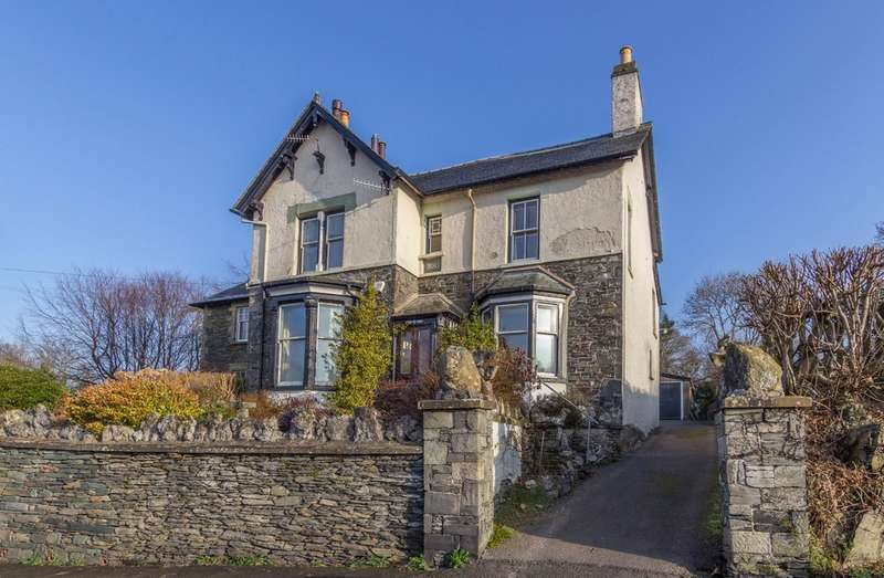 4 Bedrooms Detached House for sale in Sunnybank House, Princes Road, Windermere