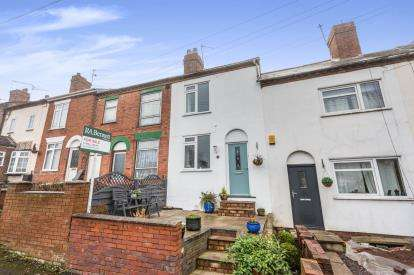 2 Bedrooms Terraced House for sale in Spring Hill, City Centre, Worcester, Worcestershire