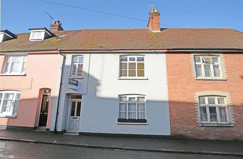 3 Bedrooms Terraced House for sale in Wimborne Street, Cranborne