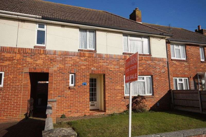 3 Bedrooms Terraced House for sale in Windmill Grove, Portchester, PO16