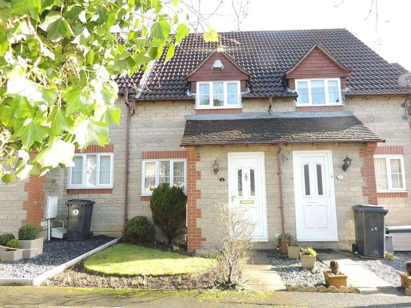 2 Bedrooms Terraced House for sale in Wentworth, Warmley, Bristol