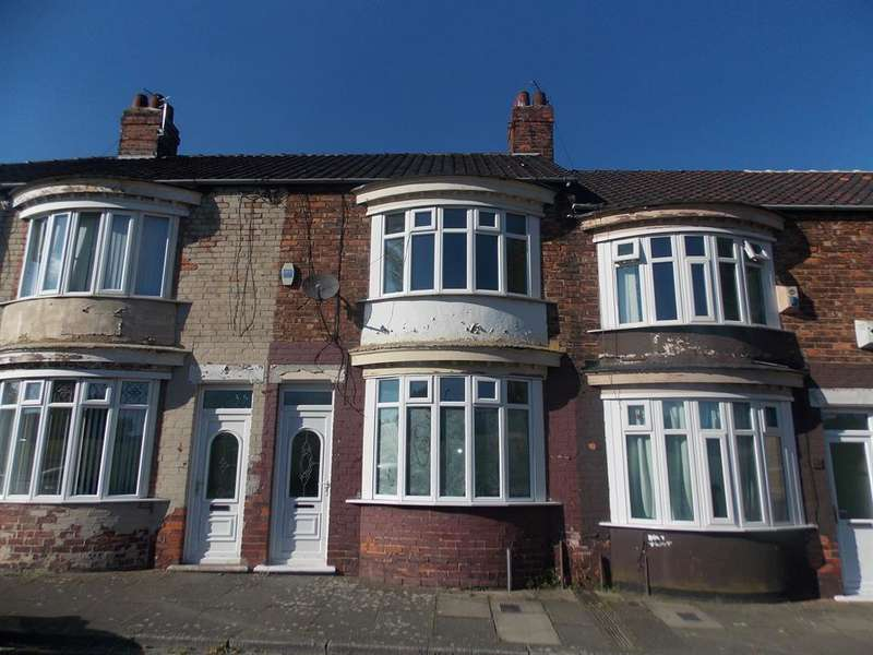 3 Bedrooms Terraced House for sale in Macbean Street, Middlesbrough, TS3 6PP
