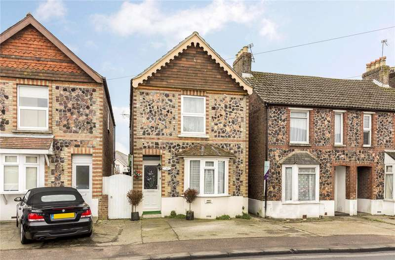 3 Bedrooms Detached House for sale in Spitalfield Lane, Chichester, West Sussex, PO19
