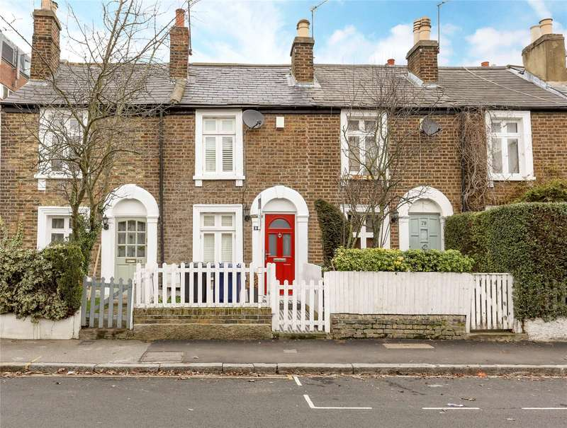 2 Bedrooms Terraced House for sale in Warwick Road, Ealing, W5