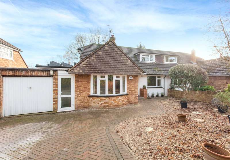 4 Bedrooms Semi Detached House for sale in Bridle Road, Maidenhead, Berkshire, SL6