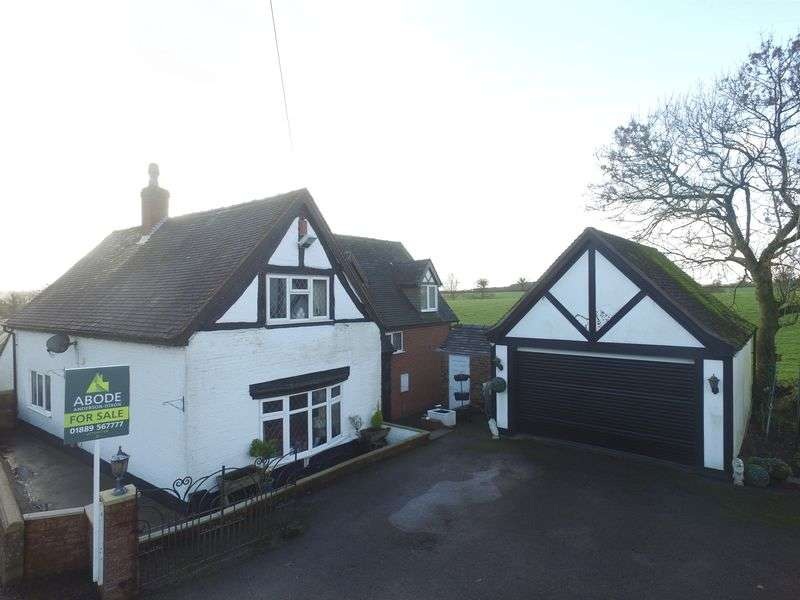 3 Bedrooms Cottage House for sale in Ashcroft Cottage, Willslock, Uttoxeter
