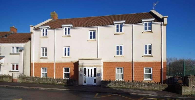 2 Bedrooms Flat for sale in Leaze Close, Thornbury, Bristol