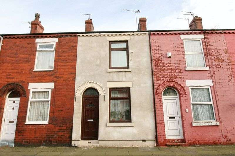 2 Bedrooms Terraced House for sale in Garden Street, Eccles Manchester