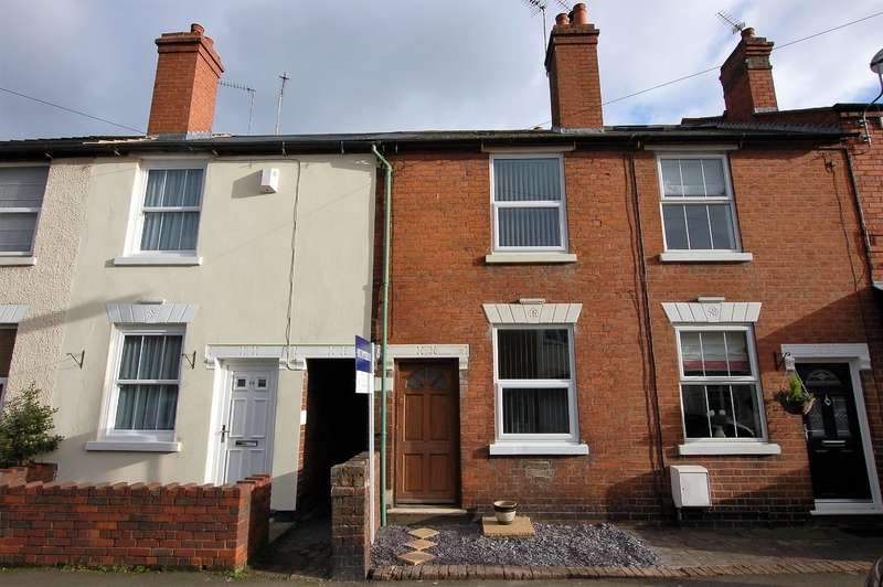 2 Bedrooms Terraced House for sale in Cottage Street, Kingswinford, DY6 7QF