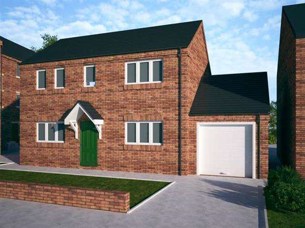 3 Bedrooms Detached House for sale in Birch Lane, Walsall