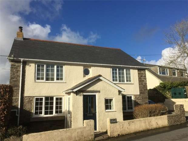 4 Bedrooms Cottage House for sale in Bratton Fleming, Barnstaple, Devon