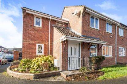 4 Bedrooms Semi Detached House for sale in Heathfield, Newton Abbot, Devon