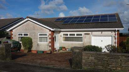 2 Bedrooms Bungalow for sale in Whitemoor, St. Austell, Cornwall