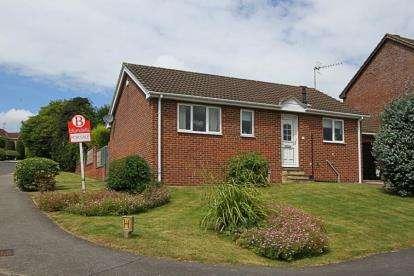 2 Bedrooms Bungalow for sale in Moorthorpe Gardens, Owlthorpe, Sheffield, South Yorkshire