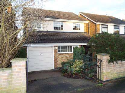 4 Bedrooms Detached House for sale in Digby Avenue, Nottingham, Nottinghamshire