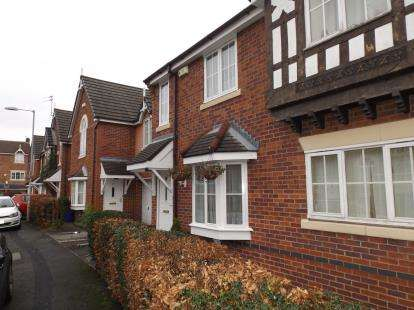 3 Bedrooms Semi Detached House for sale in Chervil Close, Manchester, Greater Manchester, Uk