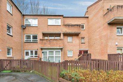 2 Bedrooms Flat for sale in Culloden Street, Dennistoun