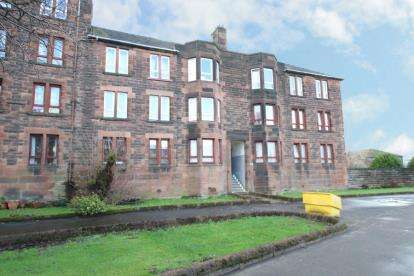 3 Bedrooms Flat for sale in 1757 Great Western Road, Anniesland, Glasgow
