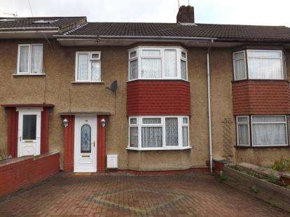 3 Bedrooms Terraced House for sale in Redhill Drive, Fishponds, Bristol